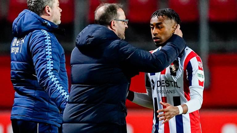 Zeljko Petrovic afwezig vanwege rugklachten bij wedstrijd tegen FC Utrecht (foto: OrangePictures).