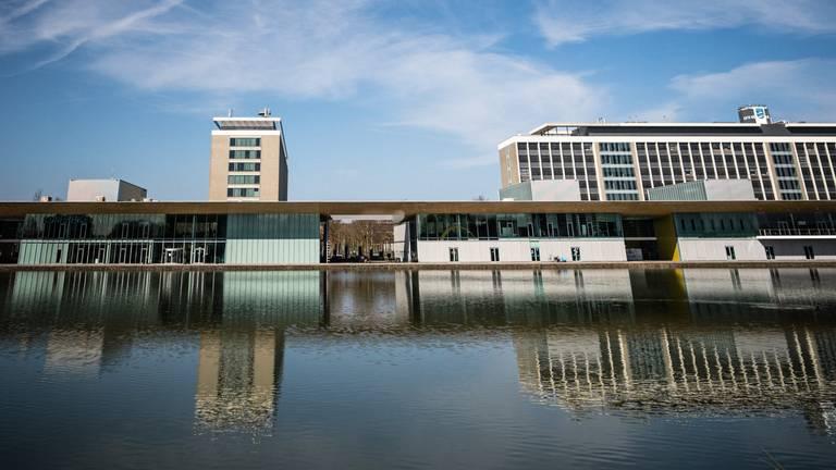 De High Tech Campus in Eindhoven (foto: Rob Engelaar/ANP).