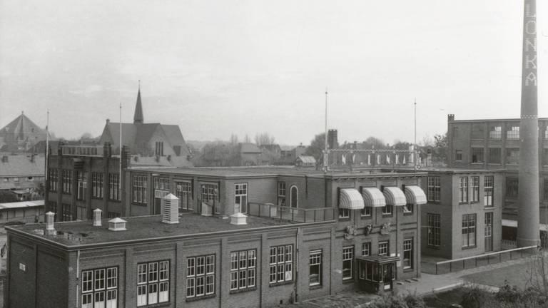 De fabriek van Lonka in Breda sloot in 1965 de deuren (foto: Lonka).