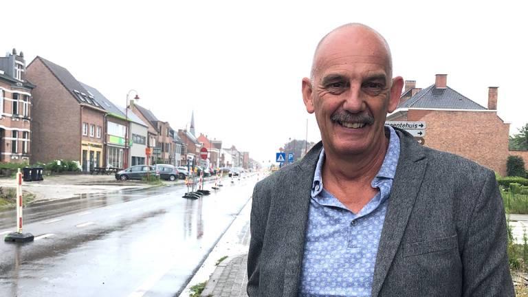 Schepen Ludo Reyntjens van Stabroek (Foto: Erik Peeters)