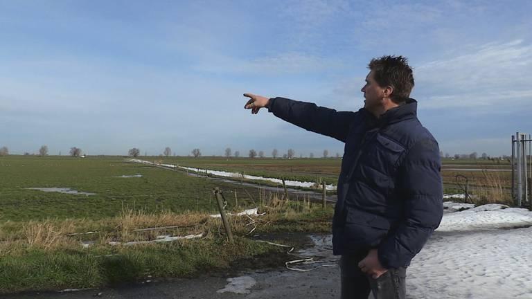 Boer Mark boert al 10-jaar hoog en droog op een terp, niet in Friesland maar gewoon in Brabant