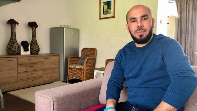 Malek AlGhayad (foto: Raoul Cartens)