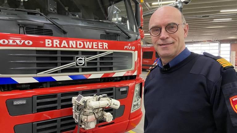 Harry Killaars, adviseur risicobeheersing: 'Na de pandemie een wijkje ontruimen' (foto: Erik Peeters).