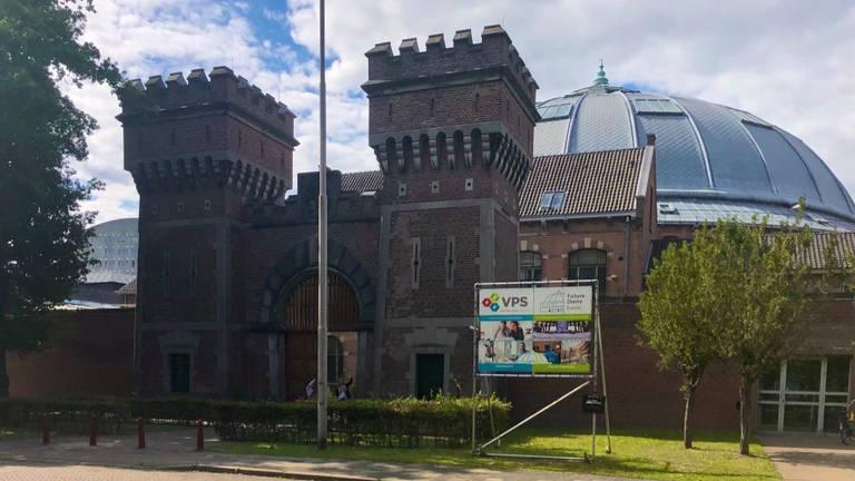De voormalige koepelgevangenis in Breda (foto: Raoul Cartens).
