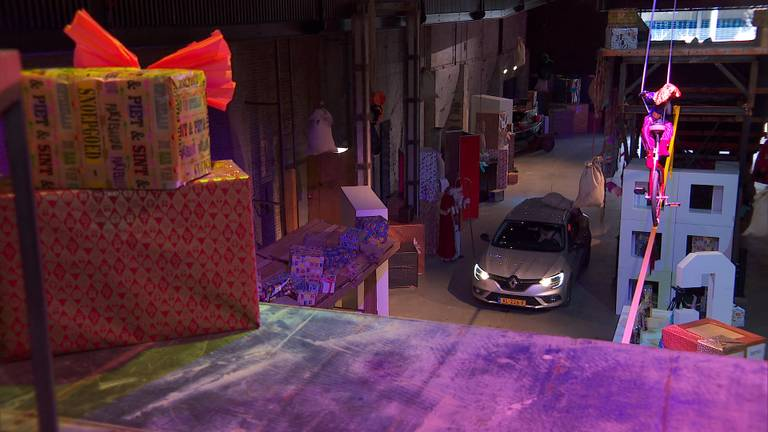 Sinterklaas Drive Thru