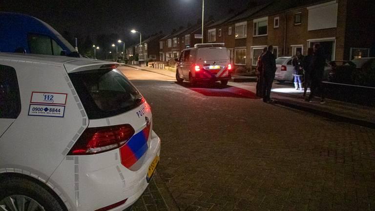De overval in Werkendam vond rond drie uur plaats (foto: Jurgen Versteeg/SQ Vision).
