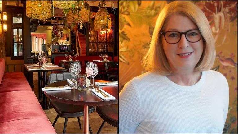 Carla Suijkerbuik van restaurant The Shouge