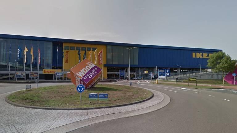 IKEA in Breda (foto: Google Streetview).
