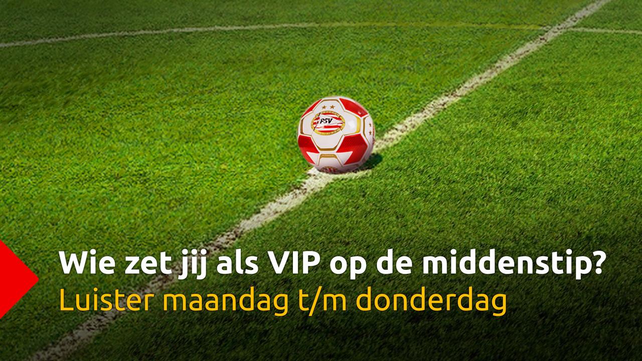 VIP middenstip tm 20 mei