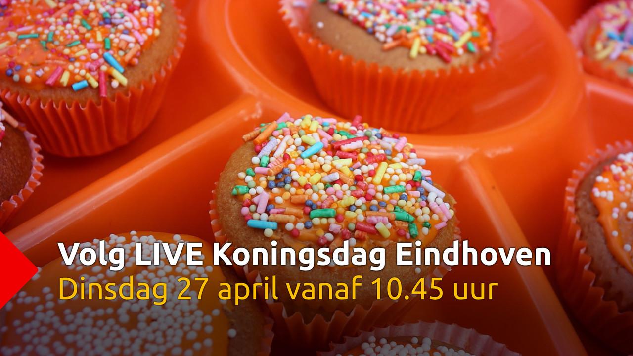 Koningsdag Eindhoven 2021 - Dinsdag 27 april