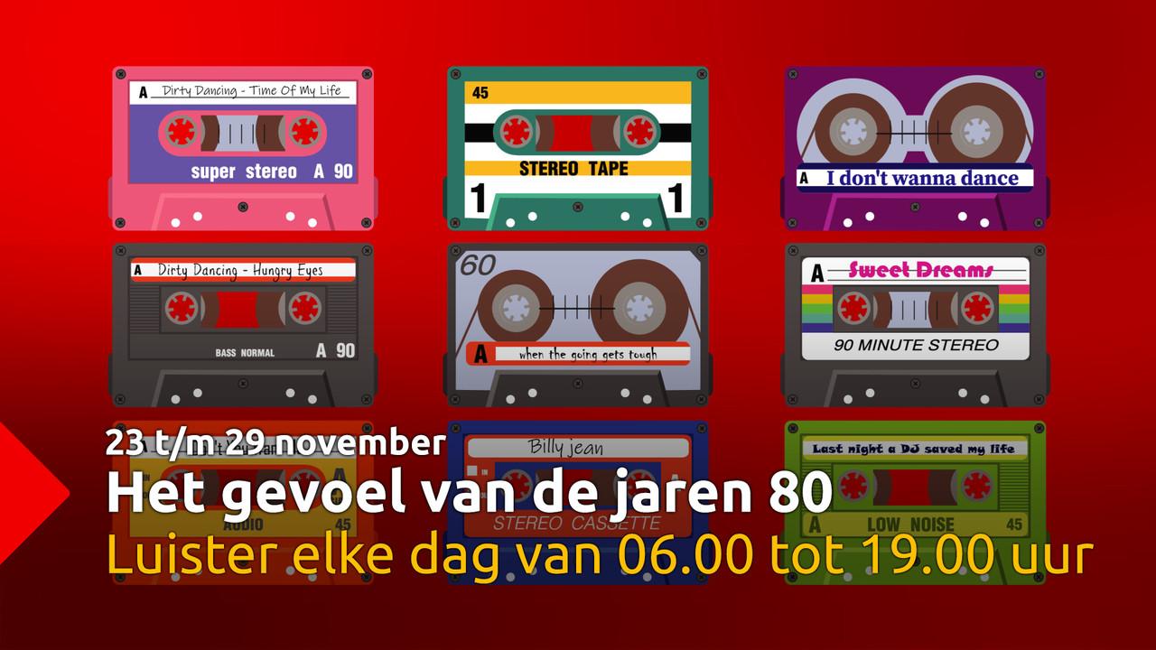 Jaren 80 radio