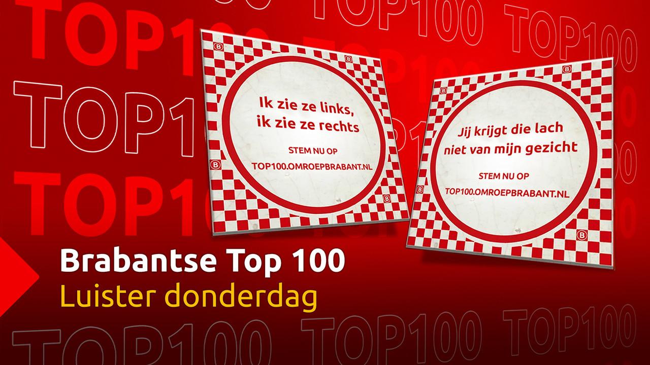 Brabantse Top 100 luister