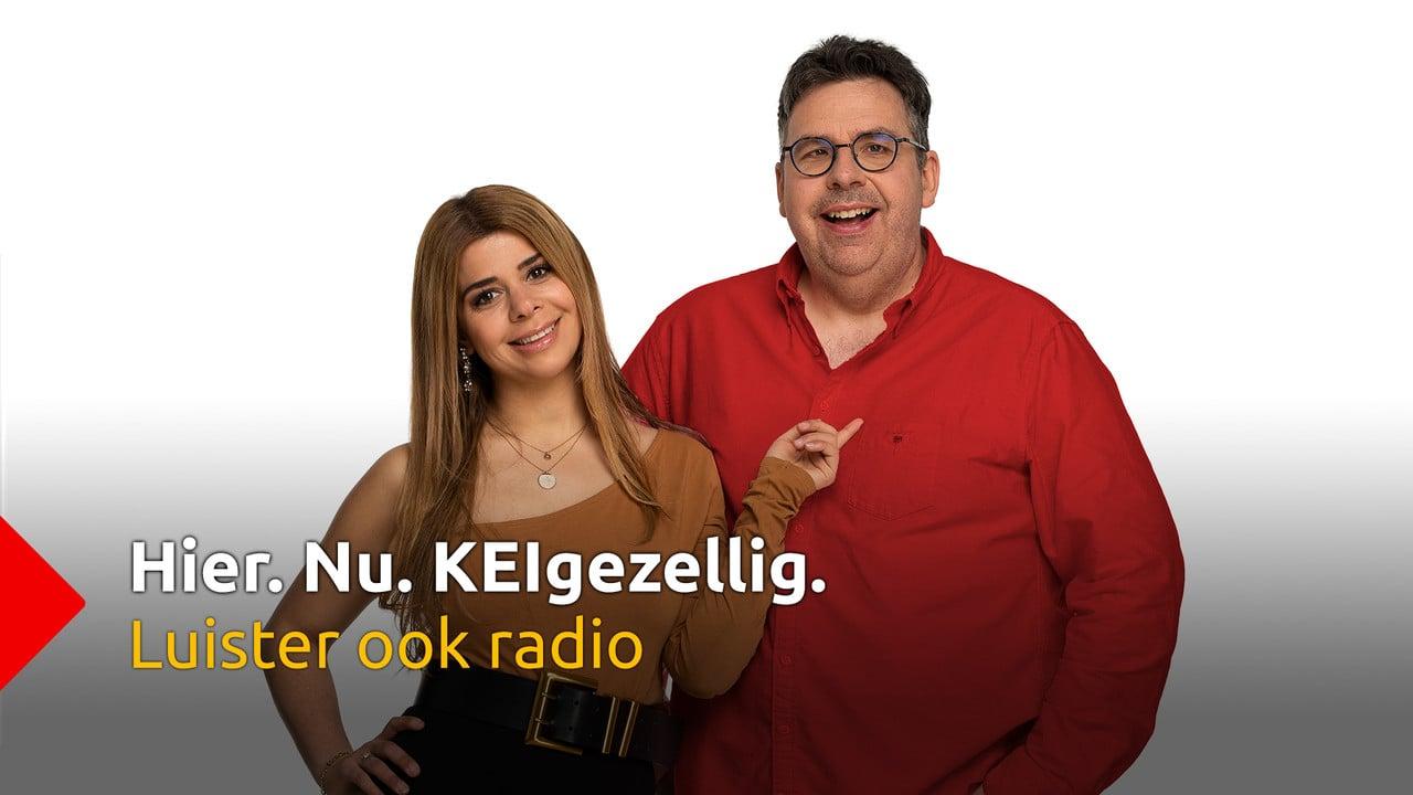 Campagne radio Kristian en Georgina