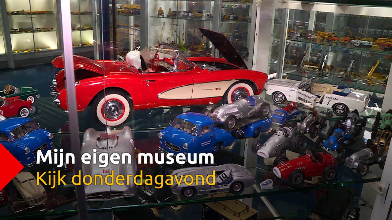 Mijn Eigen Museum - Kijk donderdagavond