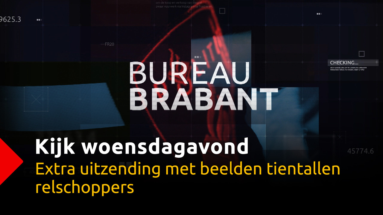 Bureau Brabant extra woensdag