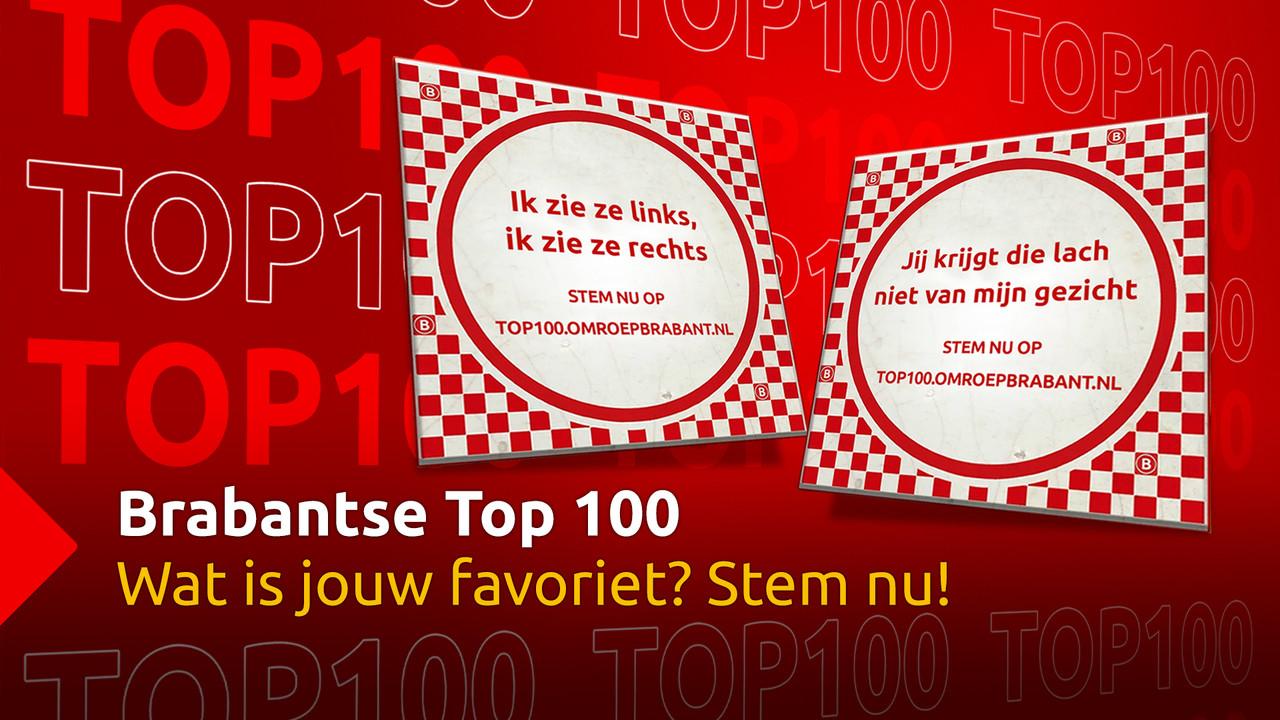 Brabantse top 100 stem