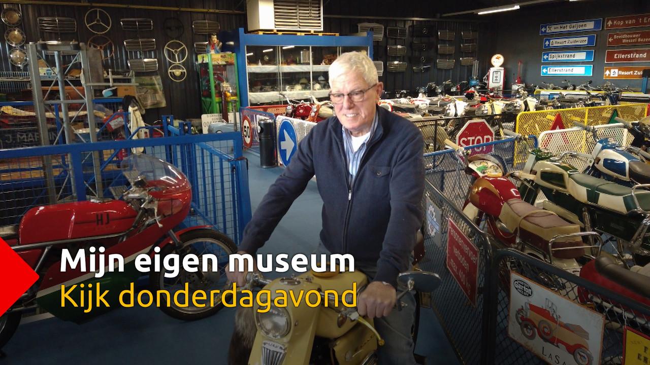 Mijn eigen museum update
