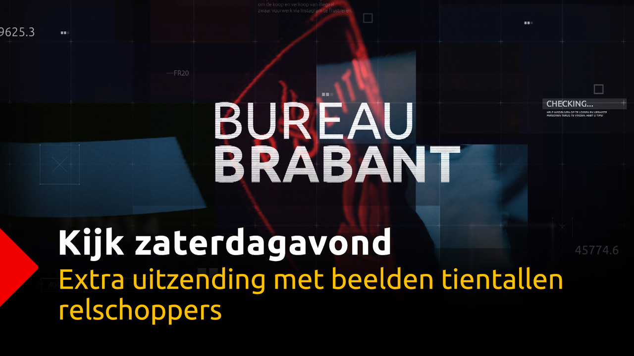 Bureau Brabant extra zaterdag